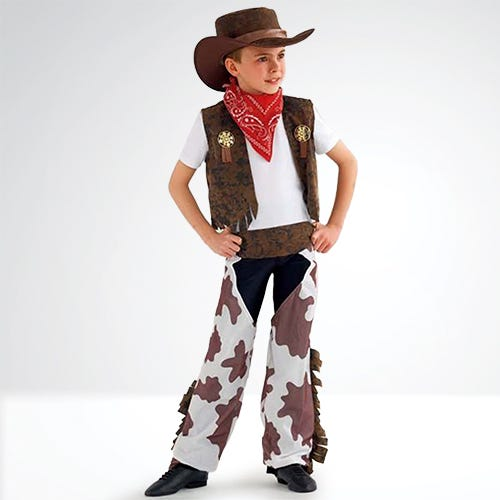 Cowboys, Cowgirls & Indianer