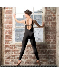 Intermezzo Cut-Out Back Unitard