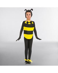 Bienen-/Hummel Kostüm - Kinder Einheitsgröße