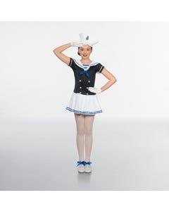 Matrosinnen-Kostüm