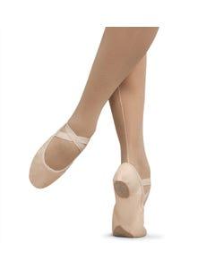Capezio Sculpture II Ballettschuhe mit geteilter Sohle