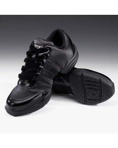 Capezio Daphnis Tanz-Sneaker aus Satin