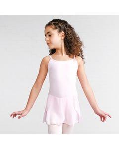 Mädchen-Tanztrikot mit Rock / Ballettkleid