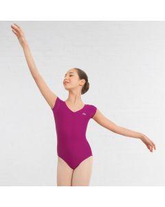 ABD Ballett Grade 1 bis 4 Trikot mit Flügelärmeln