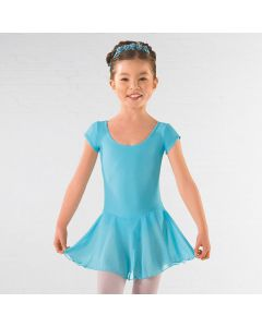 ISTD Ballett Trikot mit angenähtem Rock (Pre-Primary, Primary, Klasse 1)