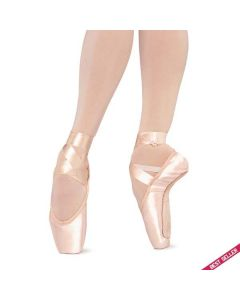 Bloch Serenade Spitzenschuh in Rosa