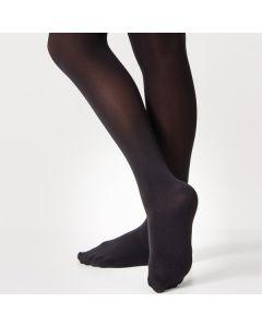 Silky Ballettstrumpfhose mit Fuß