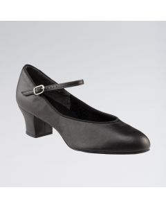 Capezio Junior Footlight™ Schuhe mit Wildledersohle