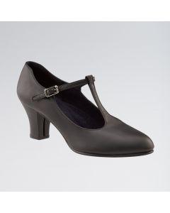 Capezio Junior Footlight™ Schuhe mit T-Riemen