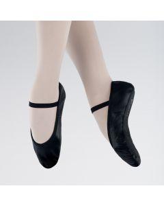 1st Position Ballettschuhe aus Leder