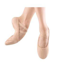 Bloch Proflex Ballettschuhe aus Leinen mit geteilter Sohle
