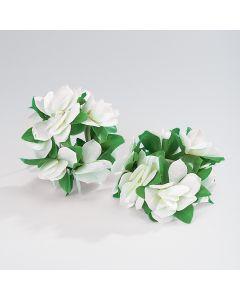 Blumen-Haarband (Paar)
