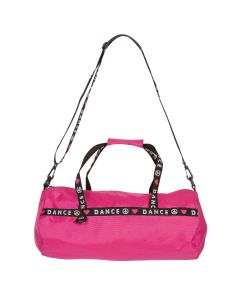 Capezio Love Peace Dance Seesack in Hot Pink