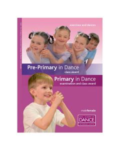 RAD Pre-Primary/Primary in Tanz Syllabus Buch
