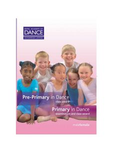RAD Pre Primary/Primary in Tanz DVD`s (2er Set)