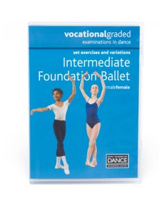 RAD Vocational Intermediate Foundation Ballett DVD