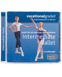 RAD Vocational Intermediate Ballett CD