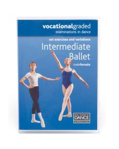 RAD Vocational Intermediate Ballett DVD