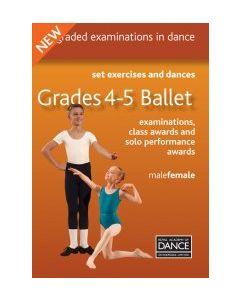 Grade 4-5 Ballett DVD