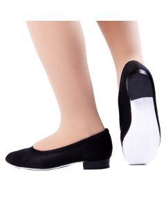 Charatkter Schuh aus Leinen