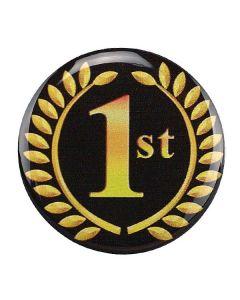 1. Platz Trophy Center mit Kranz