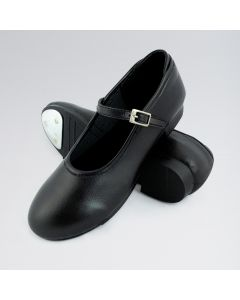 1st Position Economy Buckle Toe Tap Shoes
