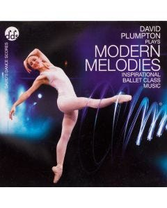 Modern Melodies - Ballet Class Music CD