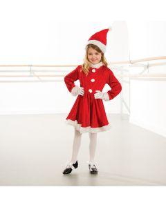 Little Miss Santa Kleid
