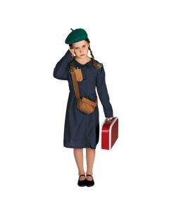Umsiedler Mädchen Outfit