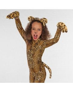 Leopard Dress Up Set