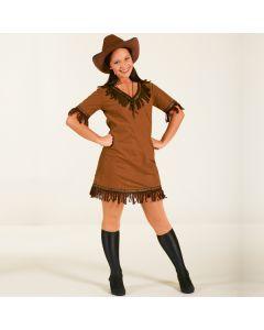 Indianerfrau / Cowgirl