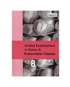 Grade 8 Syllabus-DVD Damen