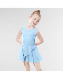 Ballett-Kleid mit Strass-Stein-Verzierung