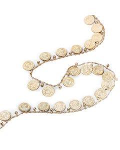 Goldmünzenkette