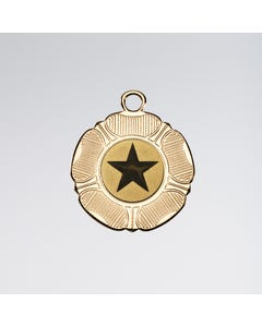 Tudor Rose Medaille (Gold)