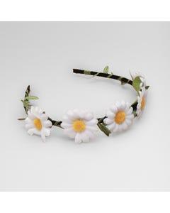 Haarband mit Gänseblümchen