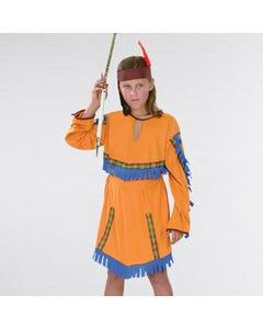 Squaw-Kostüm