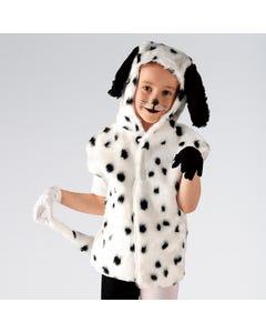 Dalmatiner-Weste Kinder