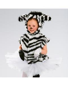 Zebra-Weste Kinder