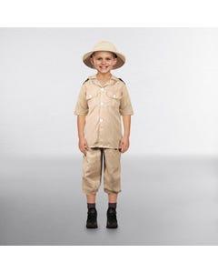 Safari- und Entdecker-Kostüm