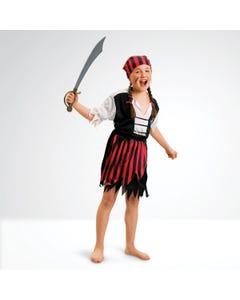 Piratenmädchen Kinder